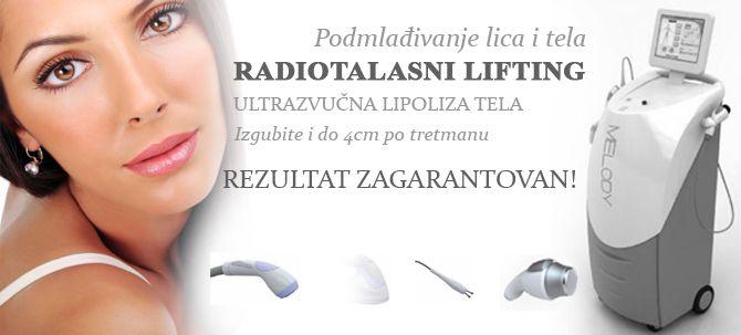 Najefikasniji anticelulit tretman RTL