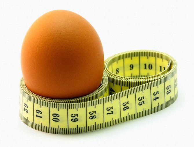 Kako smrsati / dijeta sa jajima